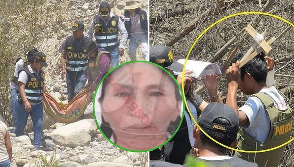 Tacna: hija menor de edad e hijastro confiesan cómo asesinaron a su madre (FOTOS)