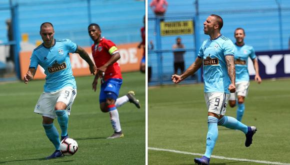 Sporting Cristal vence 1-0 a Unión Comercio por la fecha 4