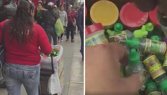 Aceite de marihuana se vende sin control en el Centro de Lima (VIDEO)
