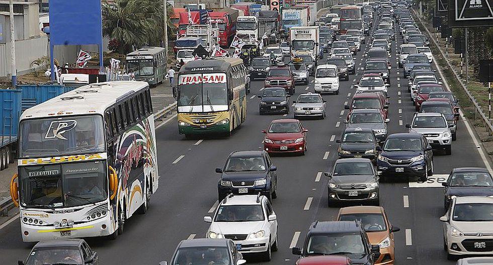 Semana Santa: Miles salen de la capital por feriado largo