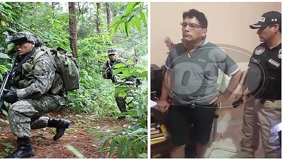 Tocache: capturan a su alcalde tras ser acusado de financiar emboscada terrorista (VIDEO)
