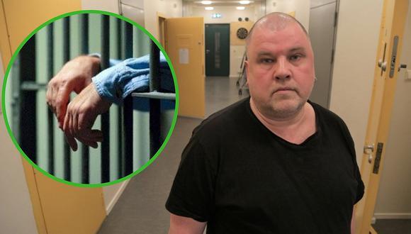 Hombre denuncia a la cárcel donde está recluido por haber engordado 40 kilos