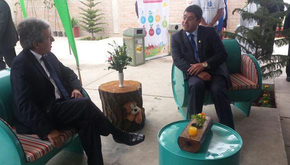 Surco tendrá parque temático sobre cambio climático más grande de Sudamerica