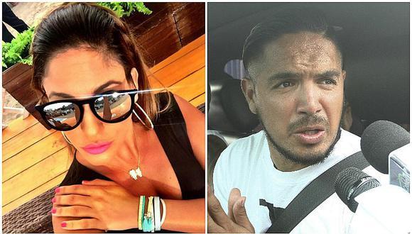 ¿Tilsa Lozano fue la amante del 'Loco' Vargas? La llaman así y esto respondió (VIDEO)