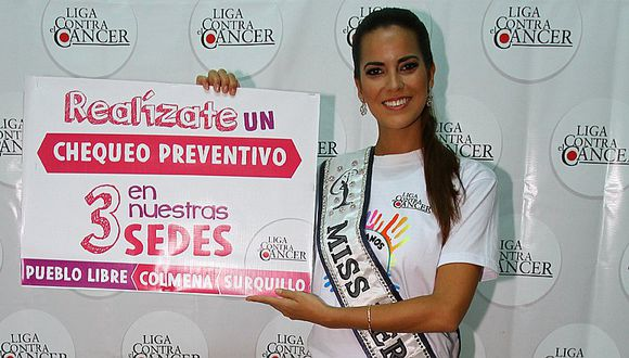 Valeria Piazza descarta discriminación a Mirella Paz en el Miss Perú Universo [VIDEO]