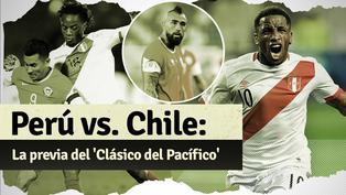 Mira las novedades de la selección peruana para enfrentar a Chile