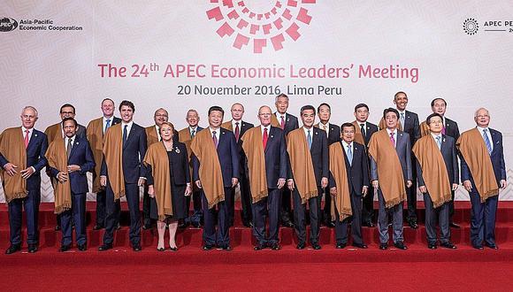 Pedro Pablo Kuczynski da por clausurada la Cumbre APEC 2016 con este mensaje