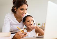¿Cómo motivar a los hijos a seguir con sus clases virtuales?