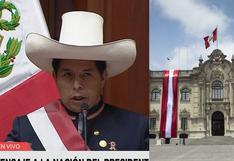 Pedro Castillo no vivirá con su familia en Palacio de Gobierno: lo convertirá en un museo