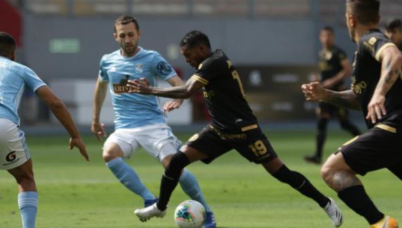 Sporting Cristal y Universitario de Deportes se enfrentarán en la fecha 5 en el 'clásico' de los equipos que descansan cada jornada. (Foto: Liga 1)