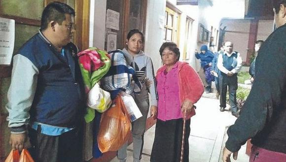 Detienen a una mujer y su familia por obligar a anciano de 75 años a mendigar en las calles