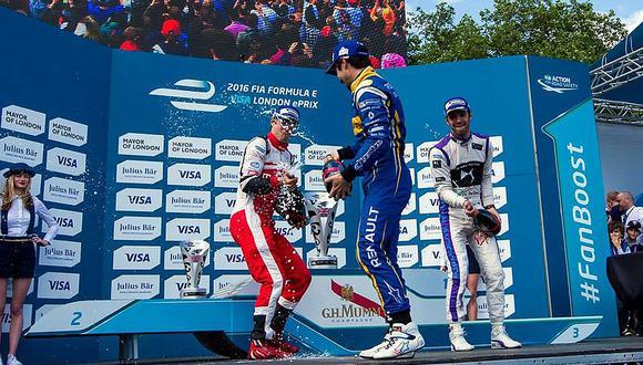 Fórmula E: Nicolas Prost gana y Di Grassi y Buemi se juegan el título