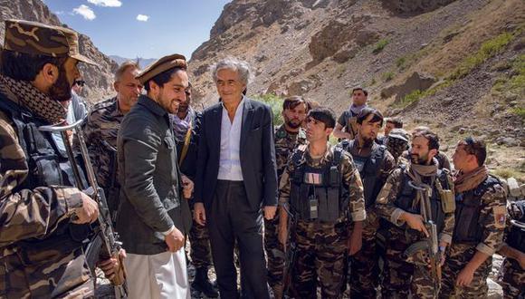 El líder del Frente Nacional de Resistencia (NRF), Ahmad Massoud, luchará hasta morir, afirman.