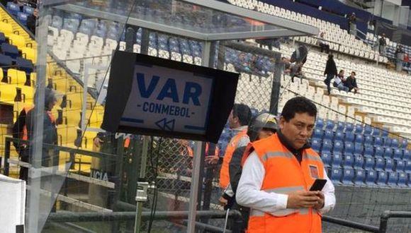 Se confirmó la presencia del VAR para el Alianza vs. Binacional. (Foto: GEC)