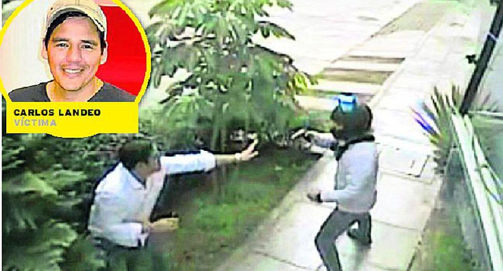 Barranco: cineasta se pelea con dos pistoleros y está vivo de milagro (VIDEO)