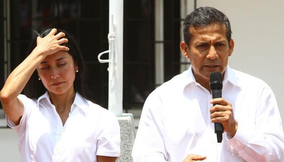 Ollanta Humala: Nadine Heredia me ayuda con sus reflexiones