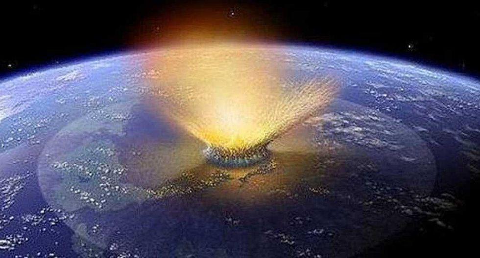 Detallan la composición de los meteoritos que formaron la Tierra