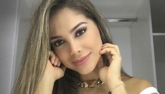El corazón de la actriz ya tiene dueño y es el empresario Raúl Gonzáles. (Foto: Vanessa Jerí / Instagram)