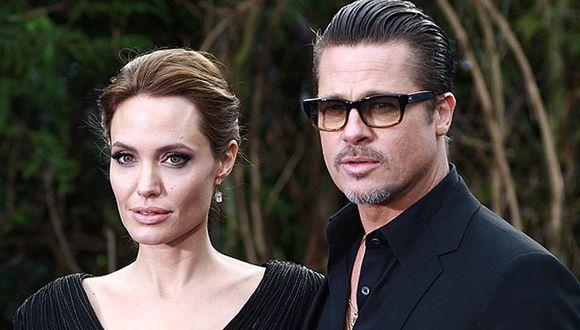 Angelina Jolie y Brad Pitt se reúnen para aclarar situación sobre sus hijos