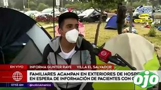 Joven rompe en llanto al revelar que toda su familia está contagiada de Covid-19 | VIDEO
