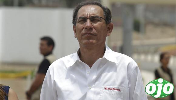 Martín Vizcarra asegura que solo tuvo una reunión con Sandra Castro y Rocío Sánchez del caso 'Los Cuellos Blancos del Puerto (Foto: GEC)