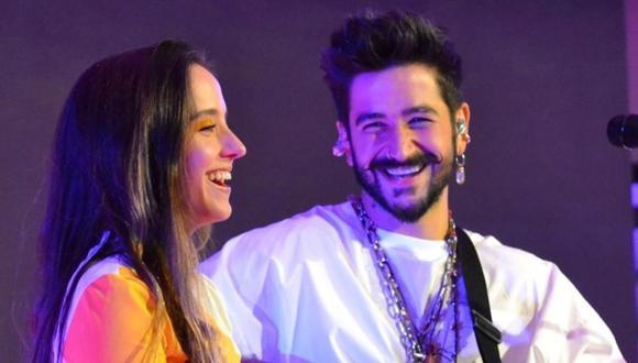 Camilo y Evaluna Montaner son esposos desde febrero de 2020. (Foto: Instagram)