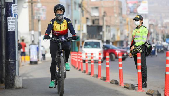 Ahora los ciclistas podrán transitar de manera segura. (Foto: MuniLima)