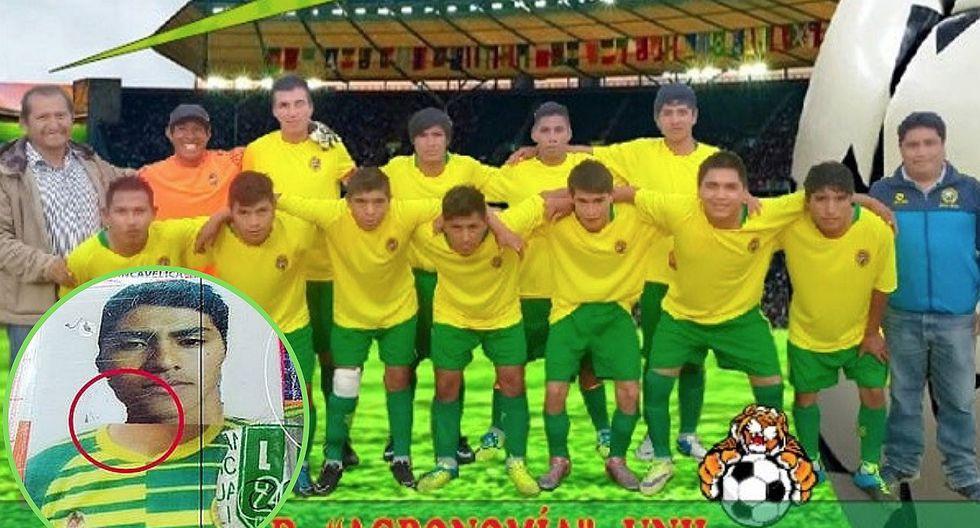 Copa Perú: realizan terrible fotomontaje para suplantar a futbolista │FOTOS