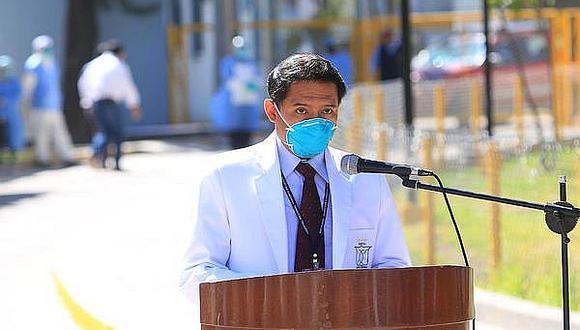 Arequipa: funcionario señaló que buscan, además, la metodología que van a seguir para que el personal salga de vacaciones, en plena emergencia sanitaria. (Foto: GEC)
