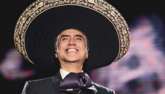 Alejandro Fernández se quiebra al hablar de crisis económica que viven los músicos por la pandemia  (Foto:@alexoficial)