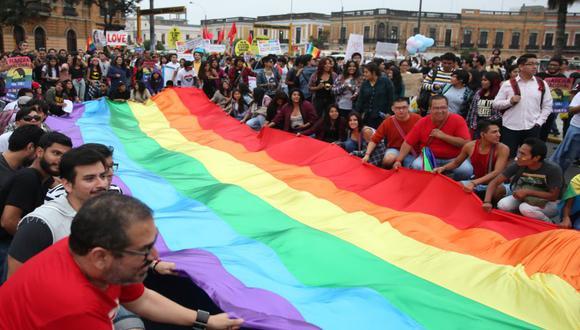 La Marcha del Orgullo Gay ya no se desarrollará este año en las calles sino en las redes sociales. (GEC)