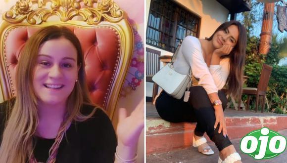 Lourdes Sacín elogia a Thamara Gómez. Foto: (Instagram/@lourdessacinreydecastro, @thamaragomez_oficial).