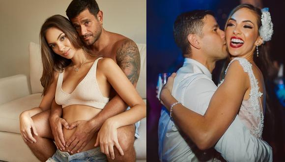 Yaco Eskenazi no descarta casarse con Natalie Vértiz, quien espera su segundo bebé. (Instagram: @yacoturco)