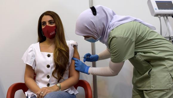 Vacuna Covid-19   foto: AFP