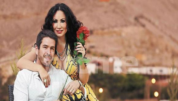 Janet Barboza y Miguel Bayona más enamorados que nunca