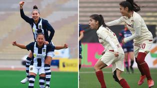 Alianza Lima y Universitario se enfrentarán en el fútbol femenino