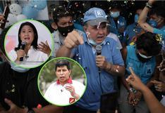 """Rafael López Aliaga: """"No he dado apoyo a ningún candidato"""""""