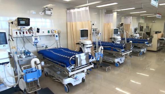 Lambayeque:  más de 1600 profesionales de la salud se encuentran en primera línea frente al COVID-19 en los seis hospitales de la región. (Foto: Andina)