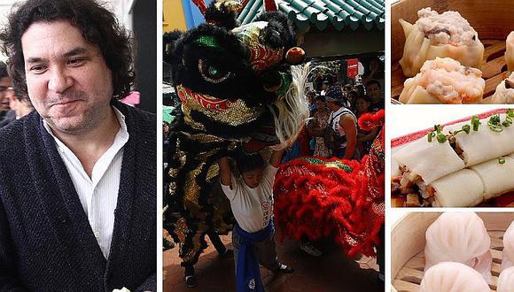 Gastón Acurio recomienda dos restaurantes del Barrio Chino para comer bocaditos (FOTOS)