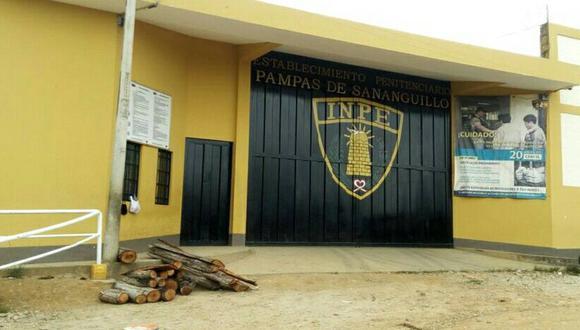 San Martín: Internos del penal de Sananguillo de Tarapoto exigen se les haga pruebas de descarte de coronavirus.