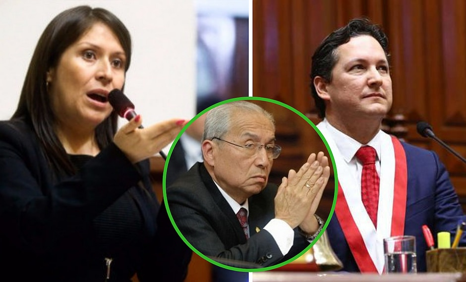 Yeni Vilcatoma le pide más respeto a Daniel Salaverry tras pedirle a Pedro Chávarry que reflexione
