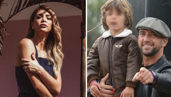 La respuesta de Sheyla Rojas por no dejar que Antonio Pavón vea a su hijo