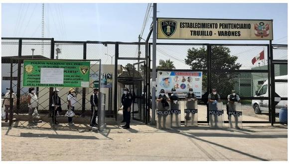 Seis internos se encuentran hospitalizados a la espera para ser dados de alta y retornar al reclusorio para varones.