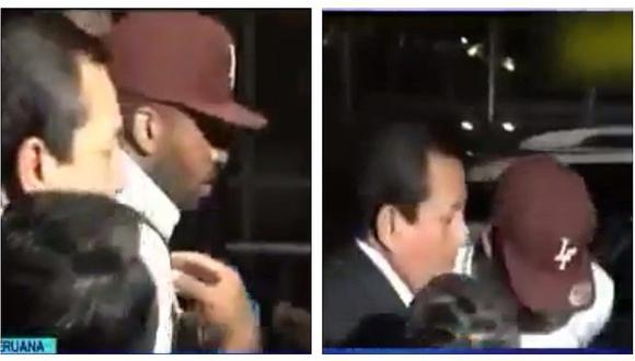 Jefferson Farfán llega a Lima y deja en shock a todos con su reacción