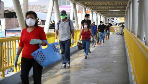 La cantidad de casos confirmados de coronavirus aumentó este jueves. (Foto: GEC)