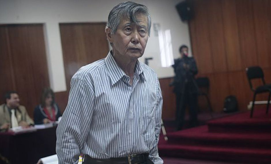 Alberto Fujimori: Poder Judicial rechaza nuevamente hábeas corpus del ex presidente. (USI)