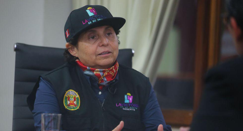 Susel Paredes confirmó su participación en las próximas elecciones al Congreso. (Foto: Andina)
