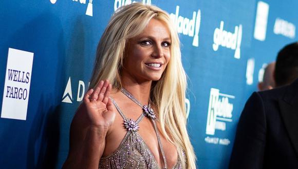 Britney Spears pierde la demanda para que su padre deje de ser su tutor legal.  (Foto: AFP)