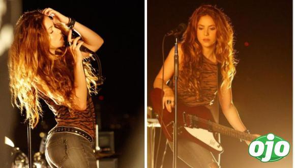 Foto: (Instagram/Shakira)
