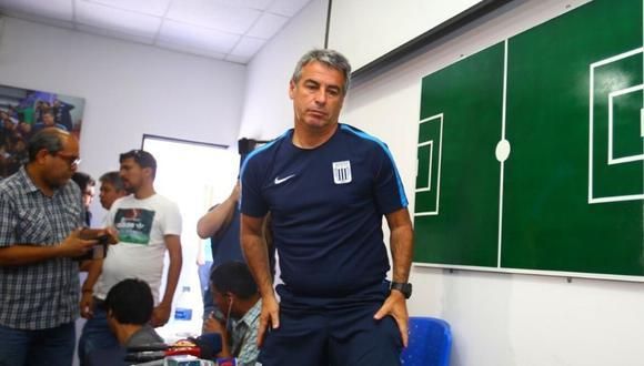 Pablo Bengoechea desea el mejor inicio de temporada para Alianza Lima. (Foto: GEC)
